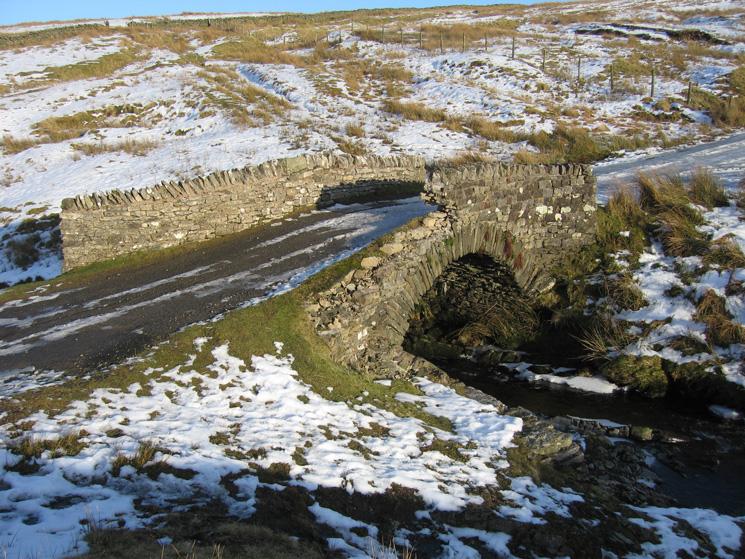 Bridge over Tebaygill Beck