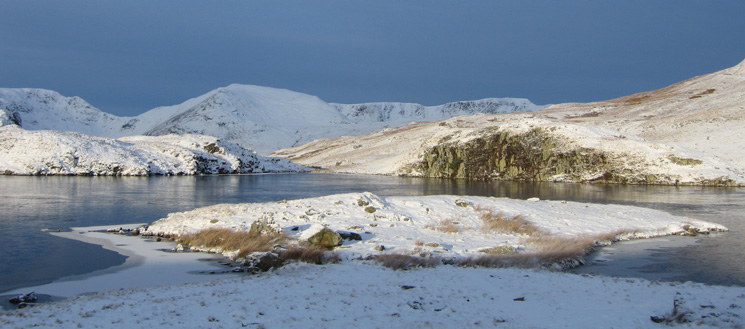 The peninsula, Angle Tarn
