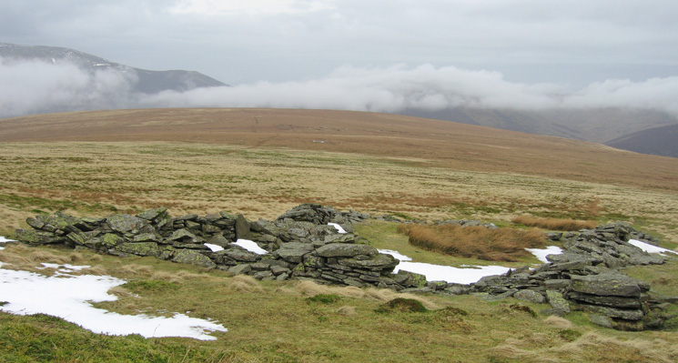 Mungrisdale Common from the sheepfold