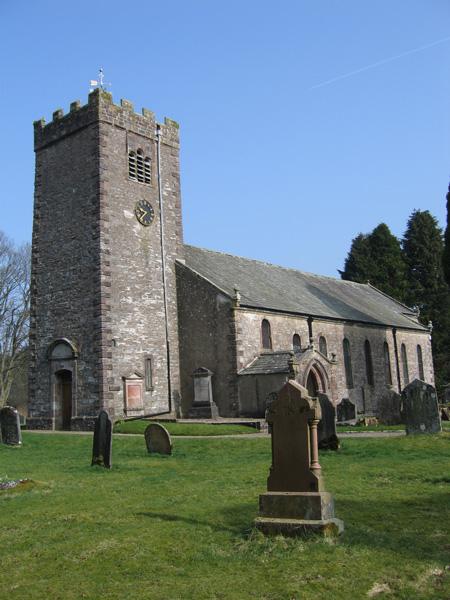St Oswald's church, Ravenstonedale