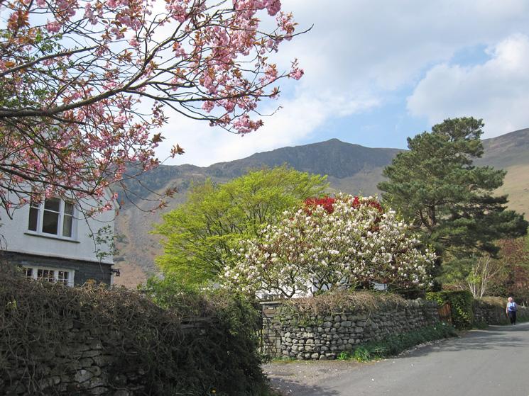 Blea Crag from Grange