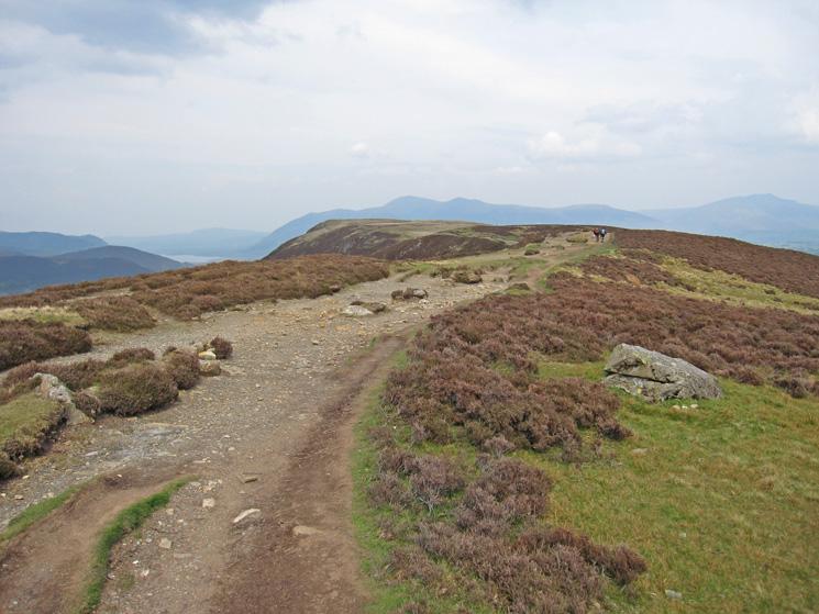 Maiden Moor from Narrow Moor