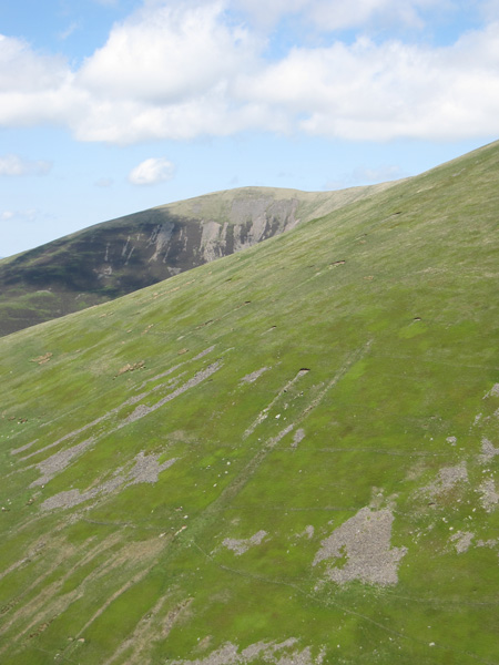White Fell with Fell Head behind