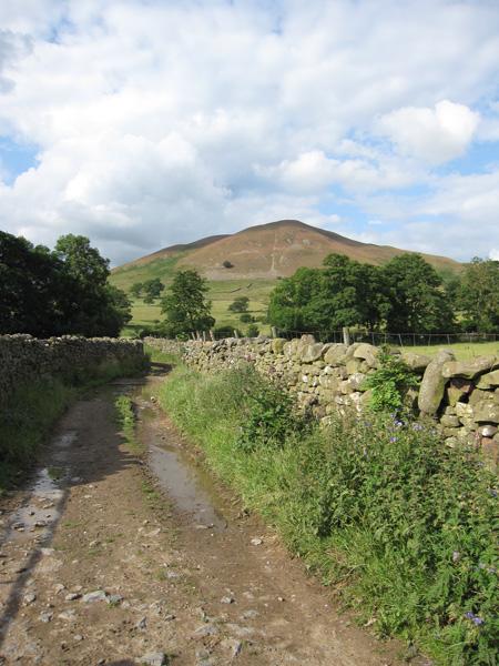 Dufton Pike ahead