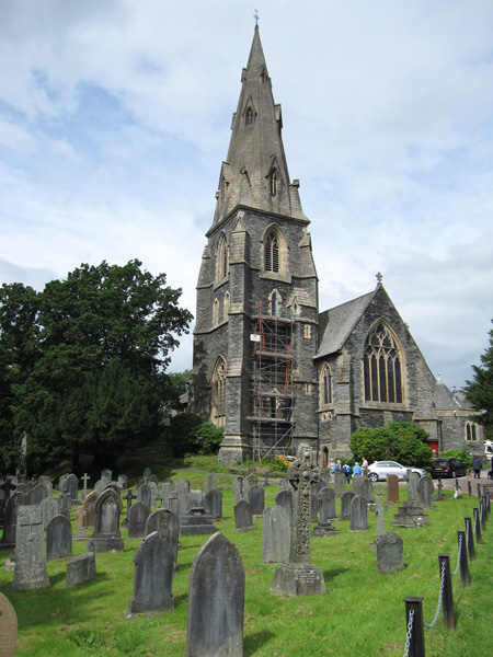 Ambleside Parish Church of St. Mary The Virgin