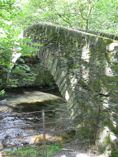 Miller Bridge across the River Rothay