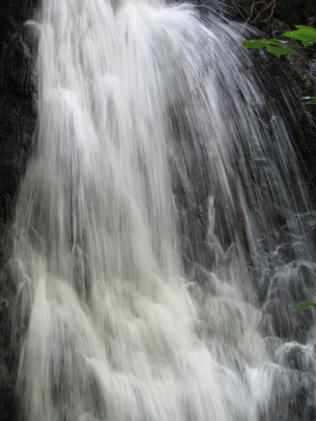 Part of Tom Gill Waterfall