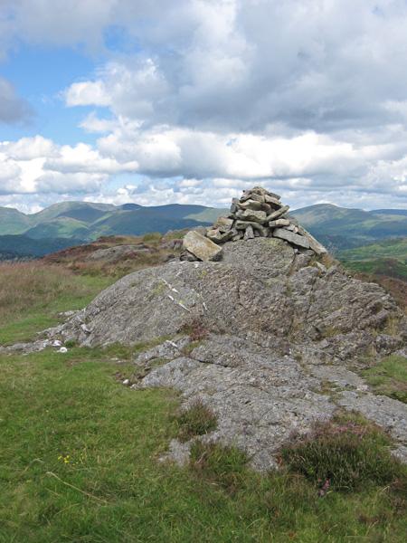 Holme Fell summit