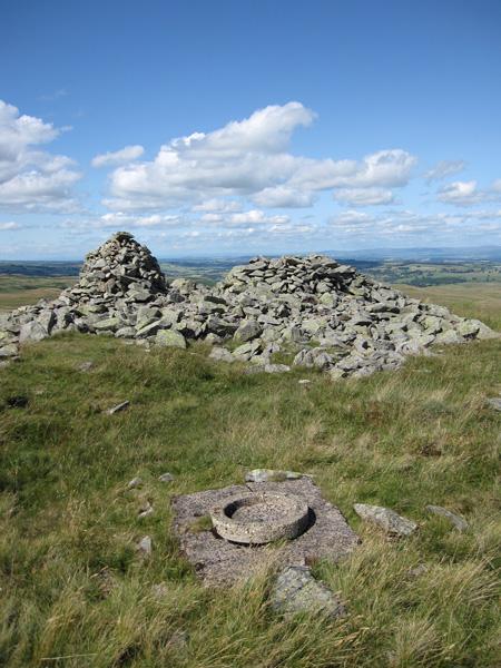 Seat Robert's summit