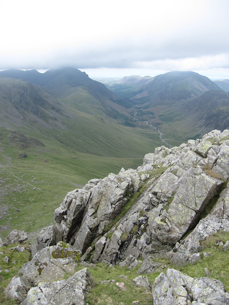 Ennerdale from Green Gable