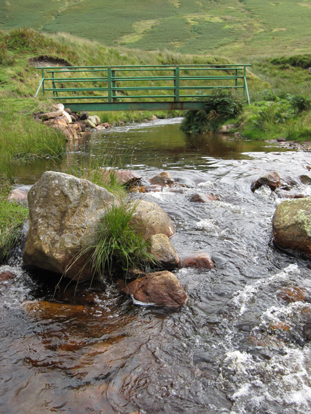 Bridge over Mosedale Beck