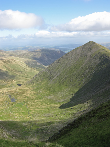 Brown Cove and Catstycam