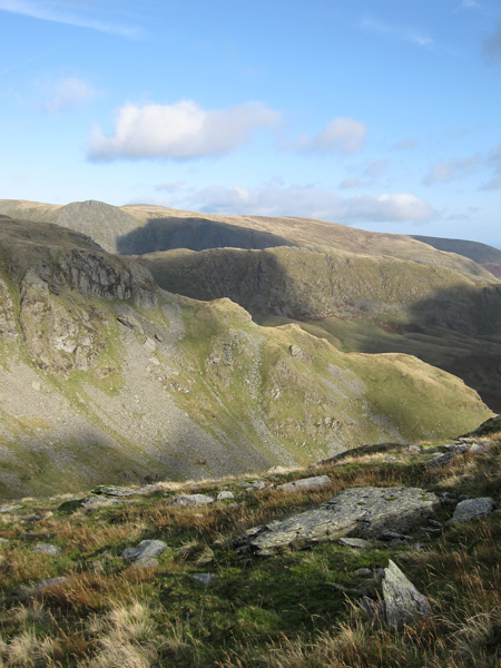 Ridges - Mardale Ill Bell's north eastern, Rough Crag, Kidsty Pike and High Raise
