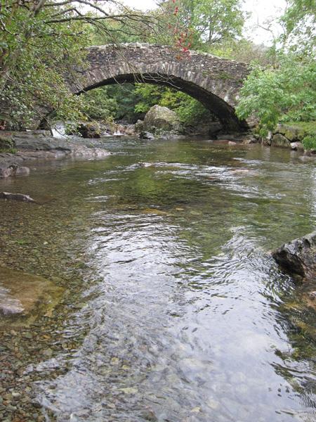 Doctor Bridge over the River Esk