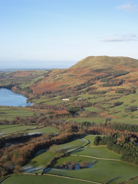 Darling Fell and a bit of Loweswater