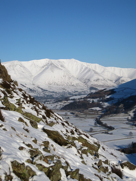 St John's in the Vale and Blencathra