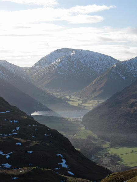 Red Screes and Brothers Water