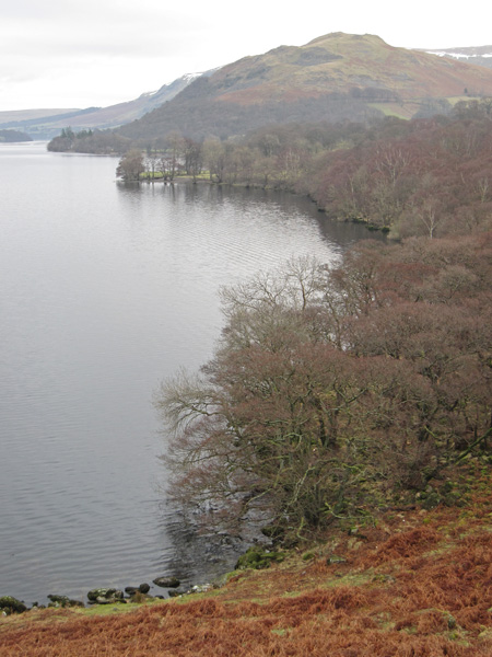 Ullswater and Hallin Fell