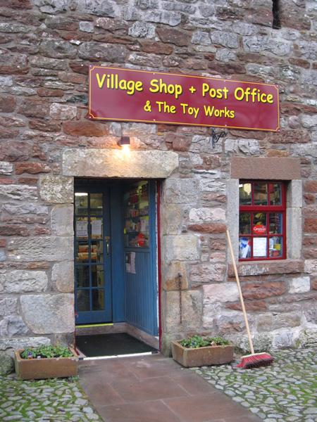 The Village Shop, Askham