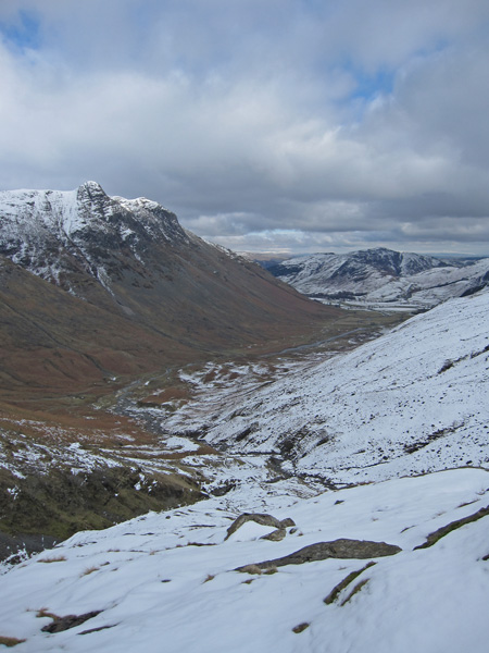 Langdale Pikes and Mickleden