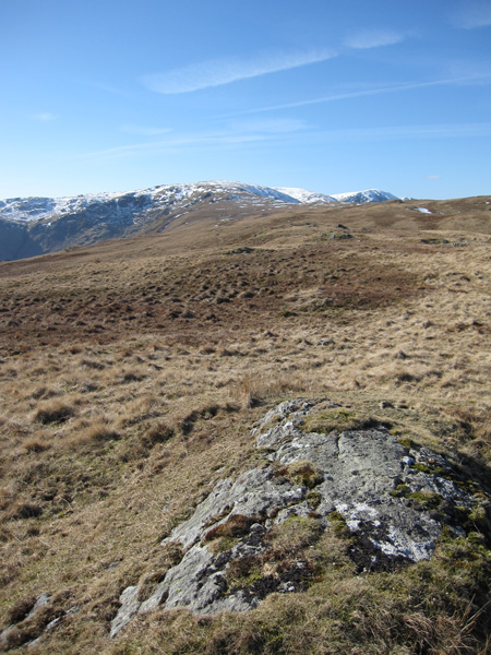 Towards Selside Pike from Powley's Hill