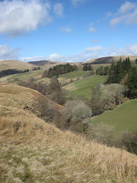 Uldale valley