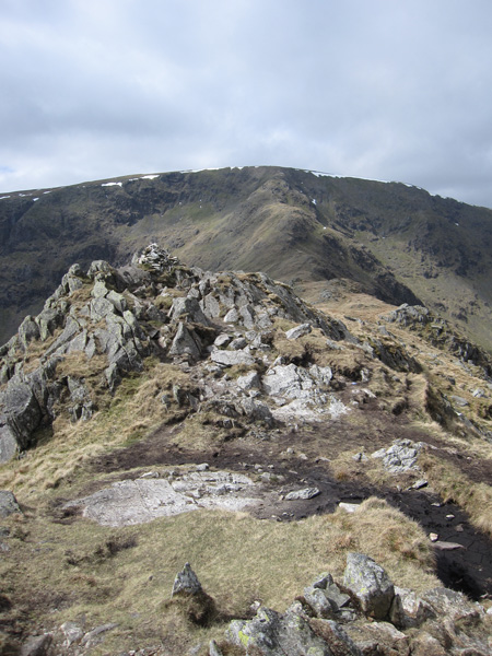 Rough Crag summit