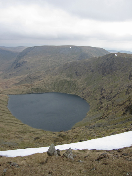 Over Blea Water to Harter Fell