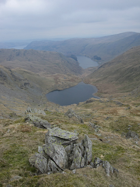 Small Water with Haweswater beyond