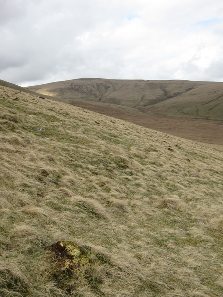 Across to High Pike