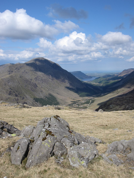 Ennerdale with Pillar on the left