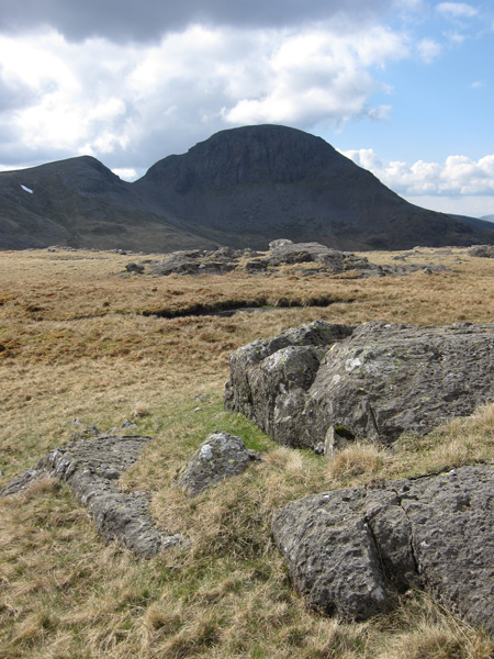 Green Gable and Great Gable
