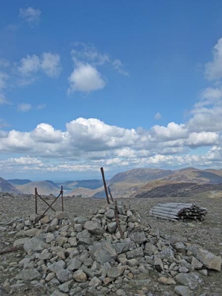 Brandreth's summit
