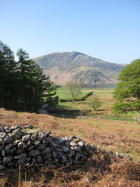 Looking across to Crag Fell