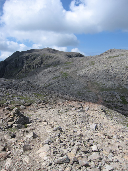 The highway to Scafell Pike