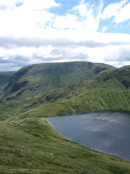 Harter Fell and Blea Water