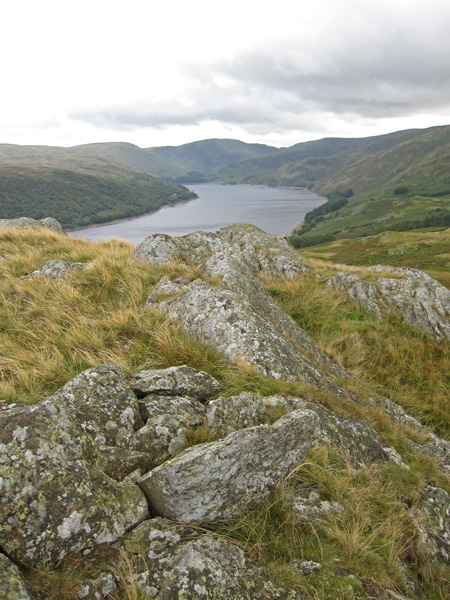 Haweswater from Four Stones Hill