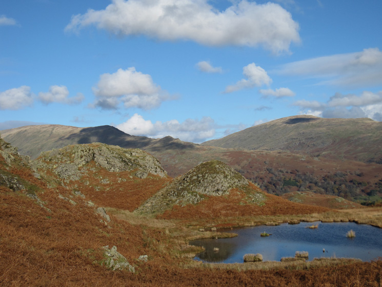 High & Low Pike and Red Screes