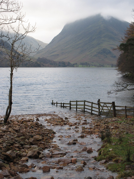 Towards Fleetwith Pike