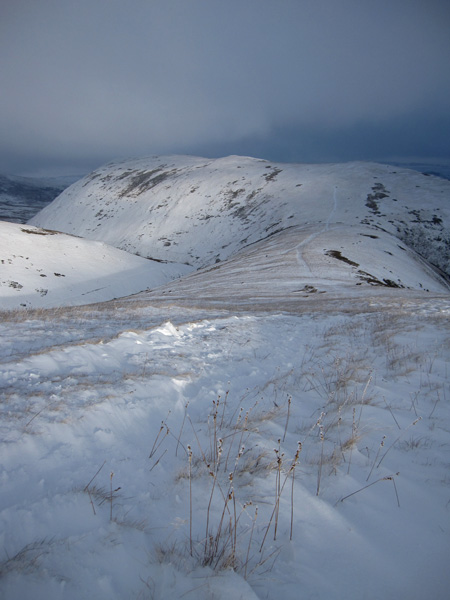 Towards Souther Fell