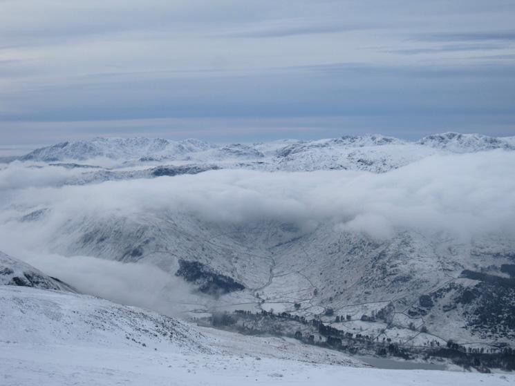The valley of Wyth Burn