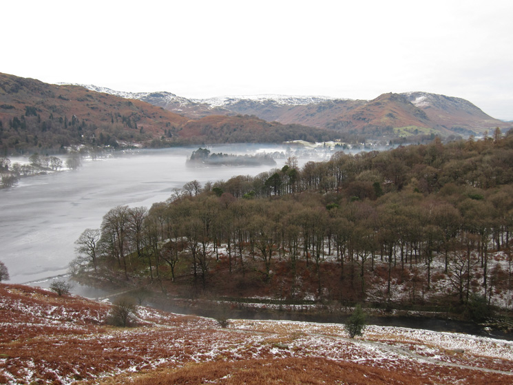 Grasmere and Penny Rock Wood