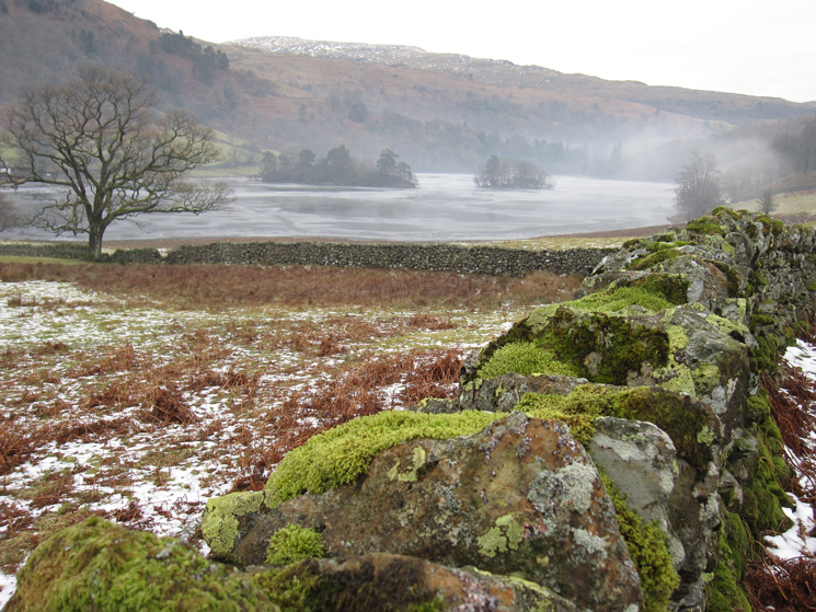 Looking back to Rydal Water