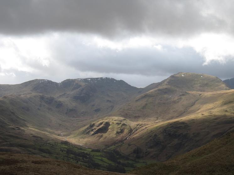 Fairfield and St Sunday Crag