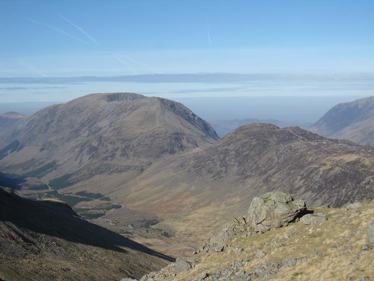 Haystacks, High Crag and High Stile