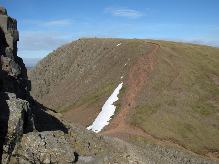 Windy Gap and Green Gable