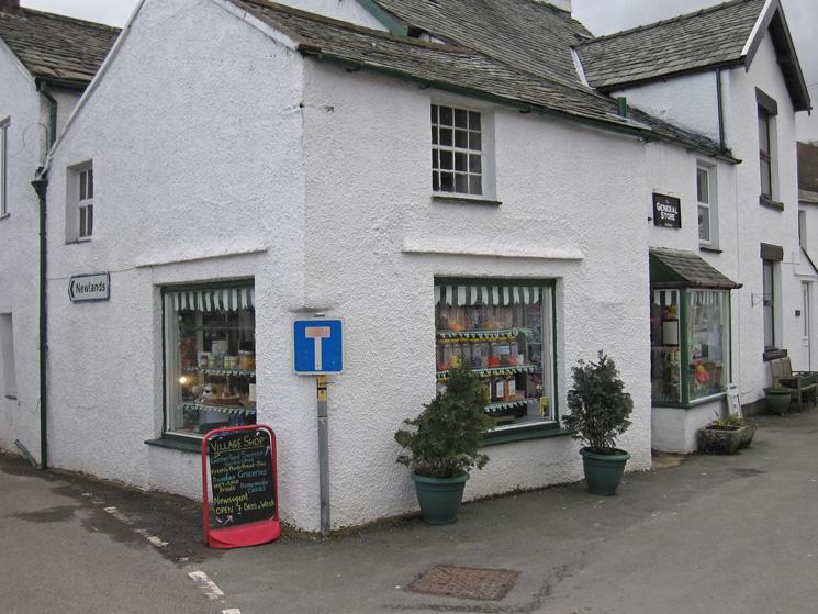 The General Store, Braithwaite
