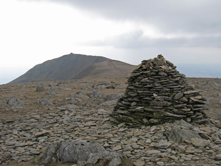 Coniston Old Man from Brim Fell's summit