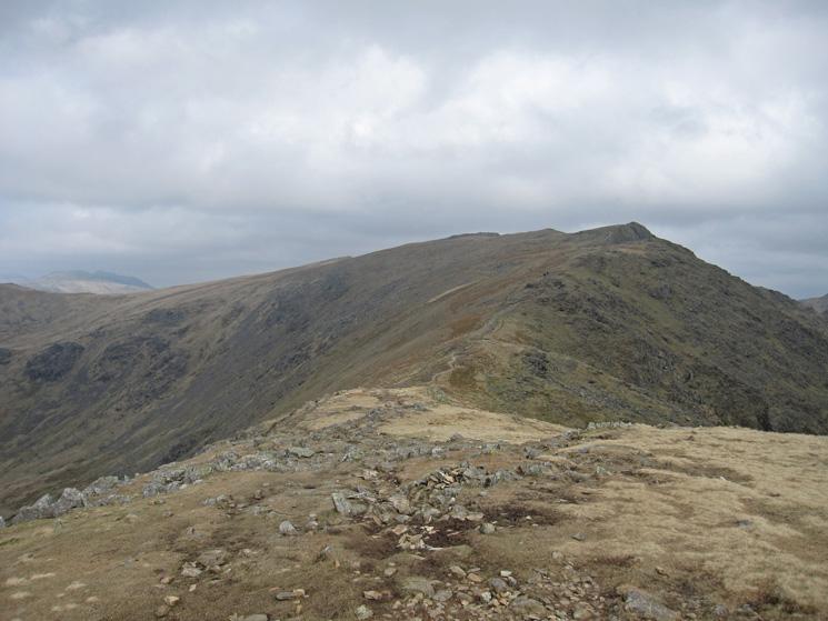 The ridge to Swirl How