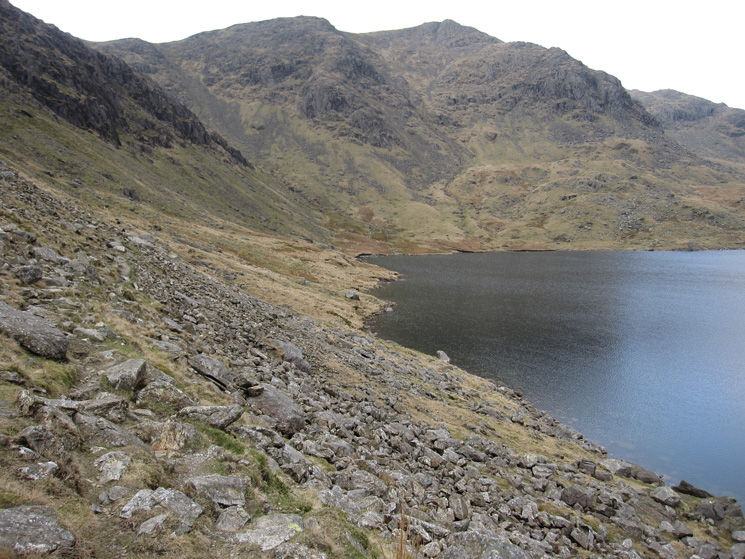 Levers Water and Little and Great How Crags
